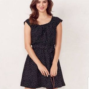 LC heart print dress